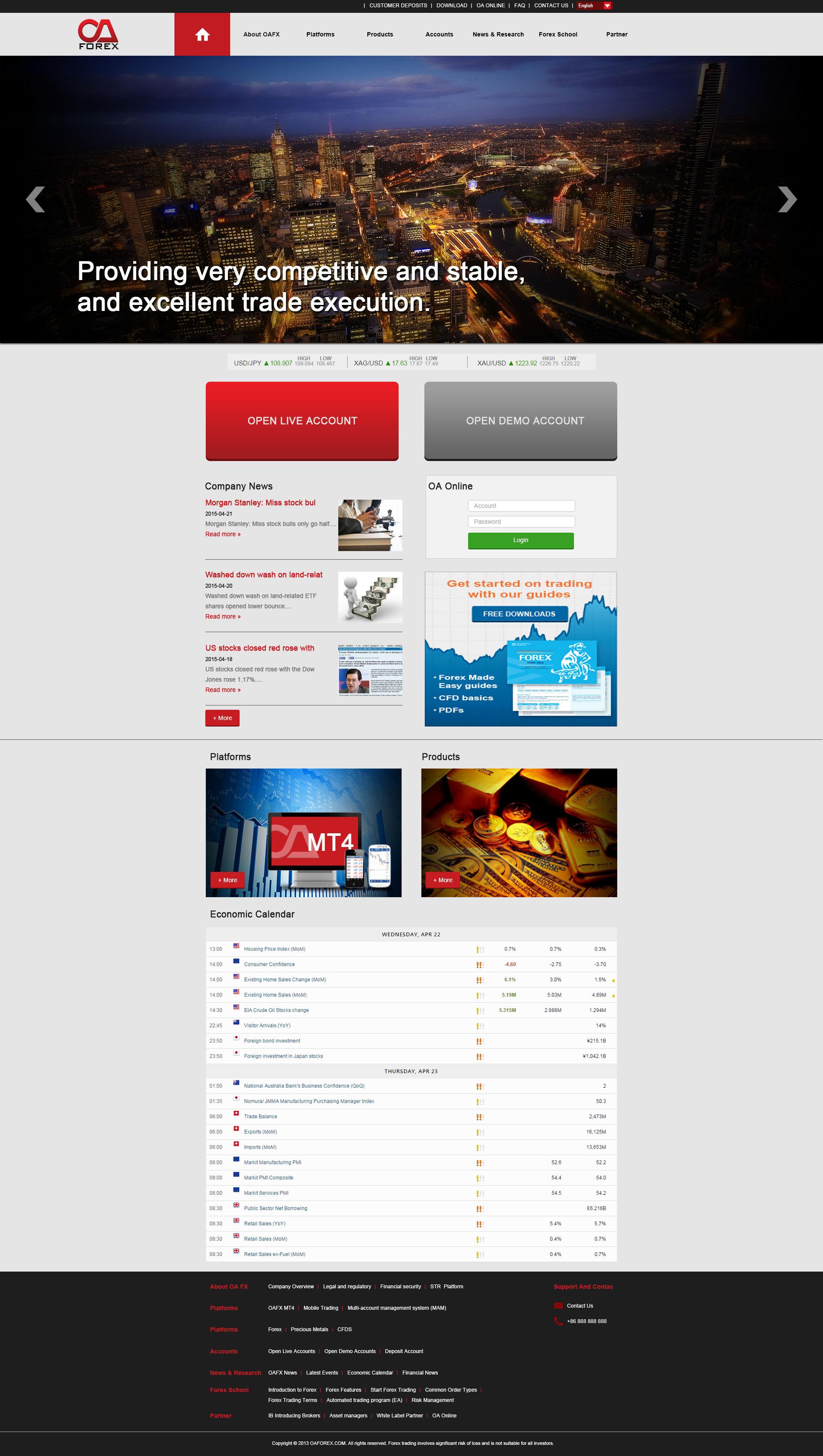 Web Design Animation